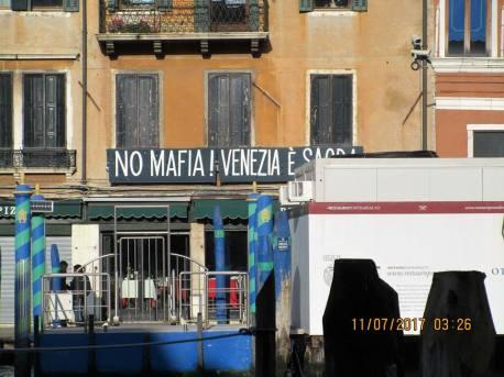 grand canal mafia sign