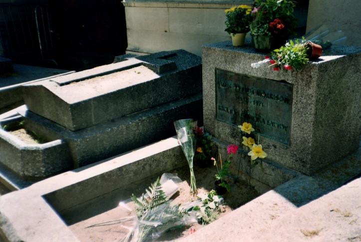 morrison grave